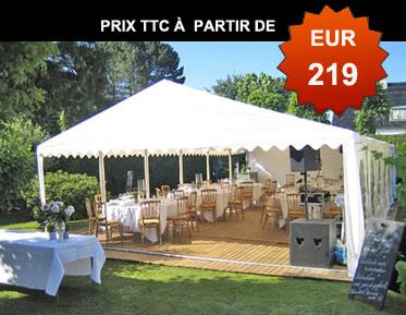 achetez chapiteau vente chapiteau mariage reception - Achat Chapiteau Mariage